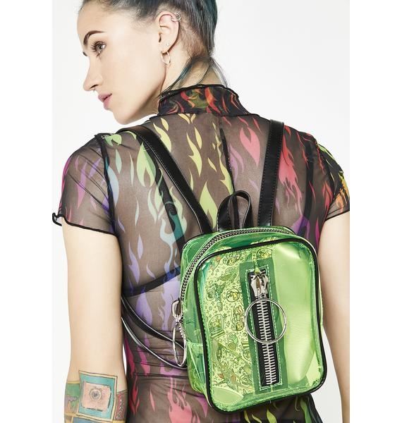 Current Mood Slimelight Mini Backpack