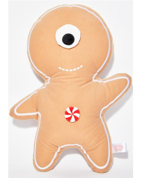 Yummy World Large Gingerbread Jimmy Plush