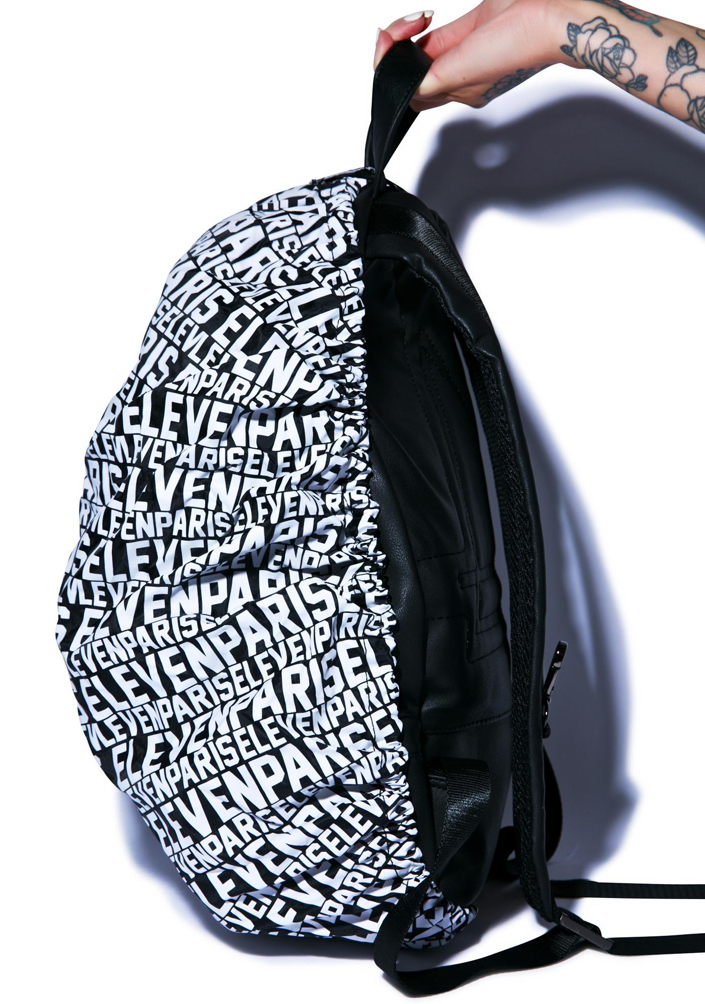 ELEVENPARIS Glimmer Karl Backpack