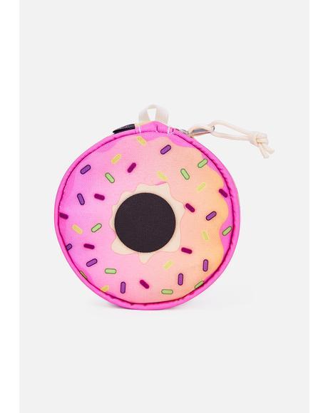 Doughnut Mini Round Pouch
