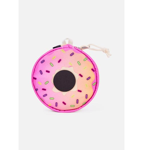 JanSport Doughnut Mini Round Pouch