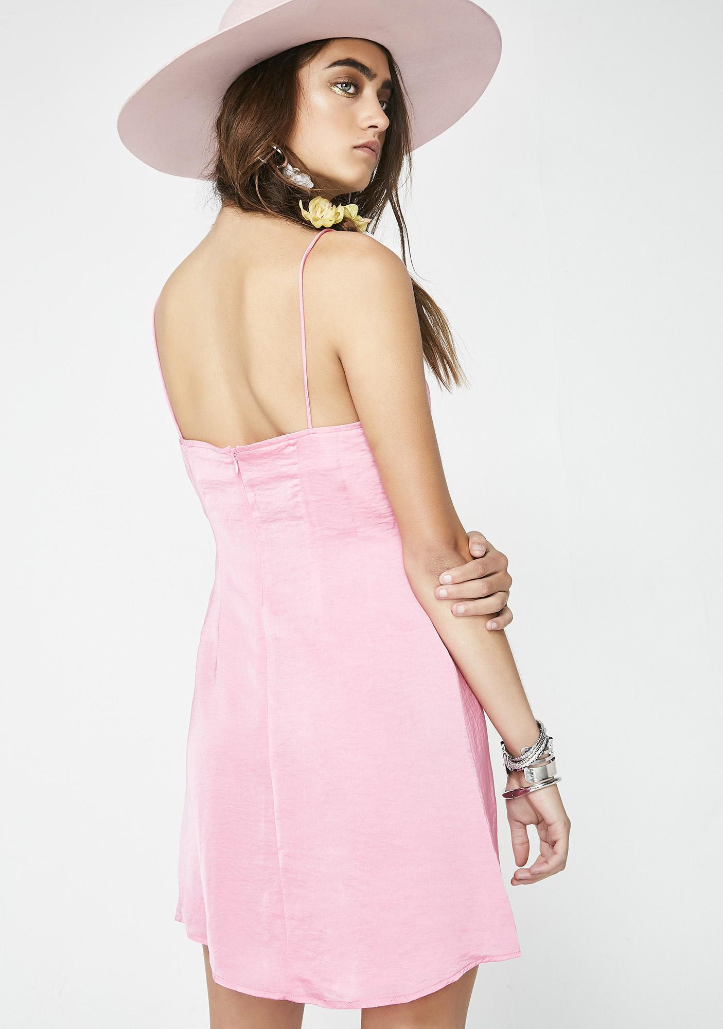 Sweet Like Sugar Slip Dress