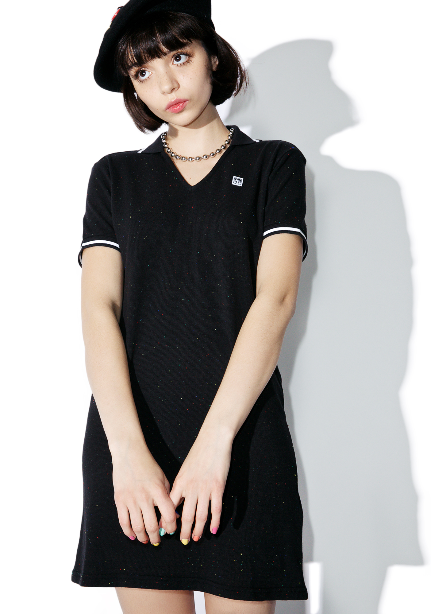 Obey No.89 Polo Dress