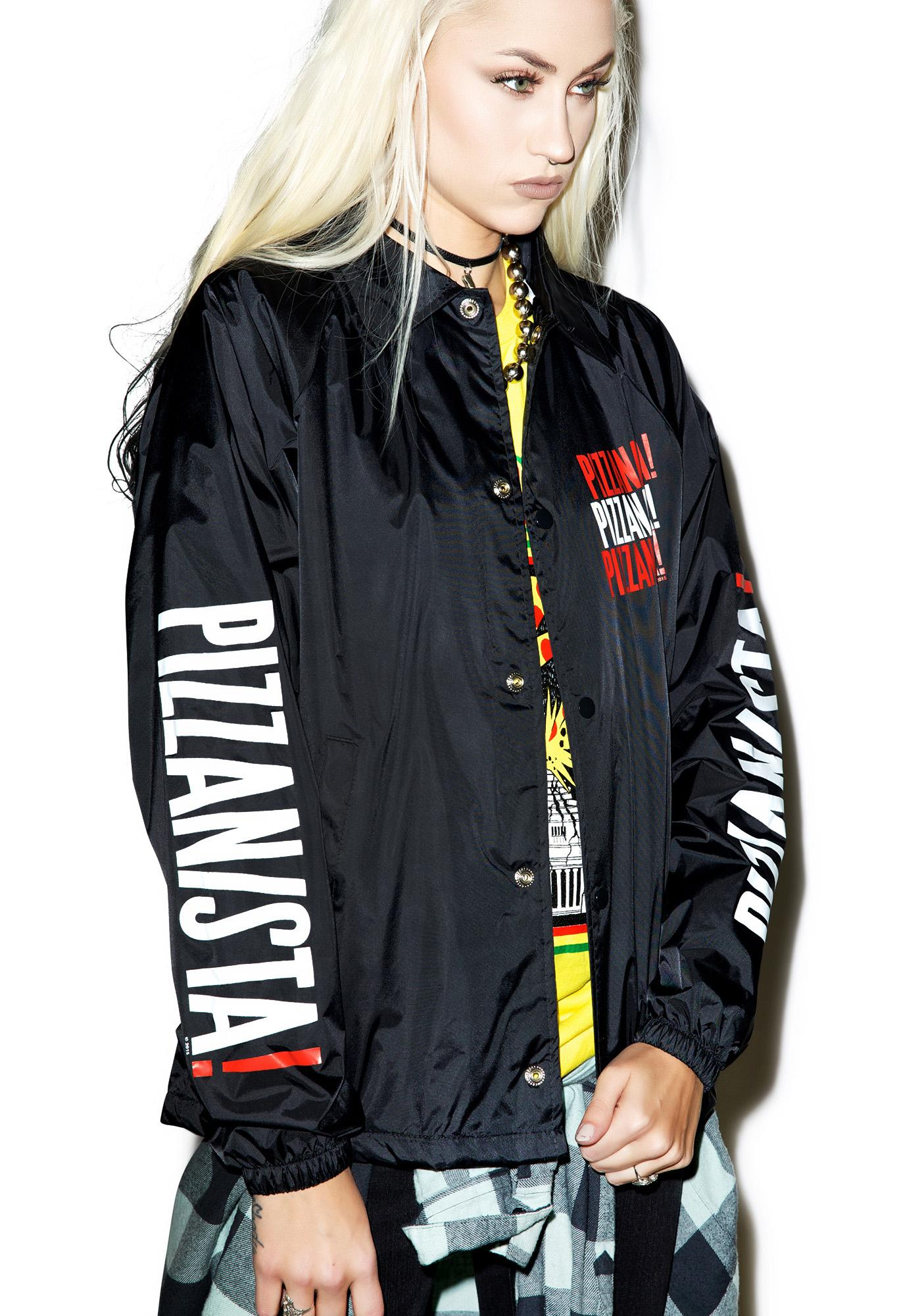 Pizzanista Pizzanista Coaches Jacket