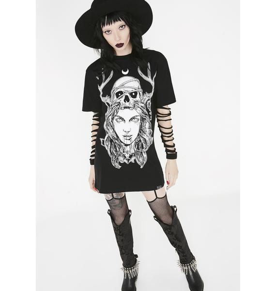 Killstar Moon Magic T-Shirt