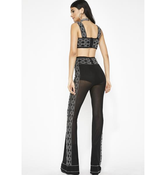 Reigning Cowgirl Pant Set