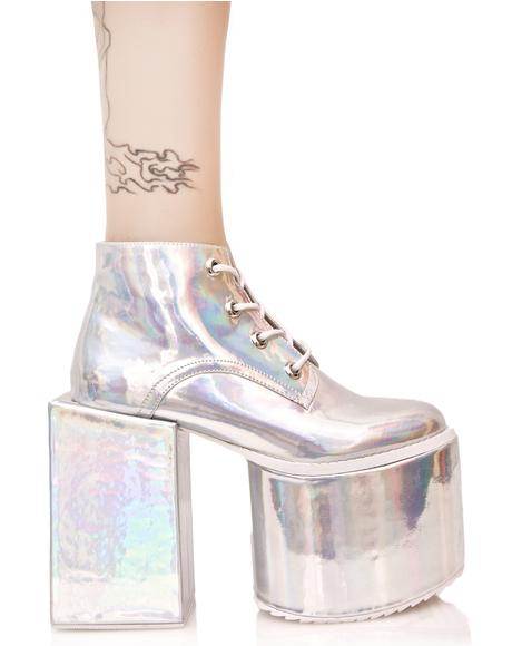 Brilliance Holographic Platforms