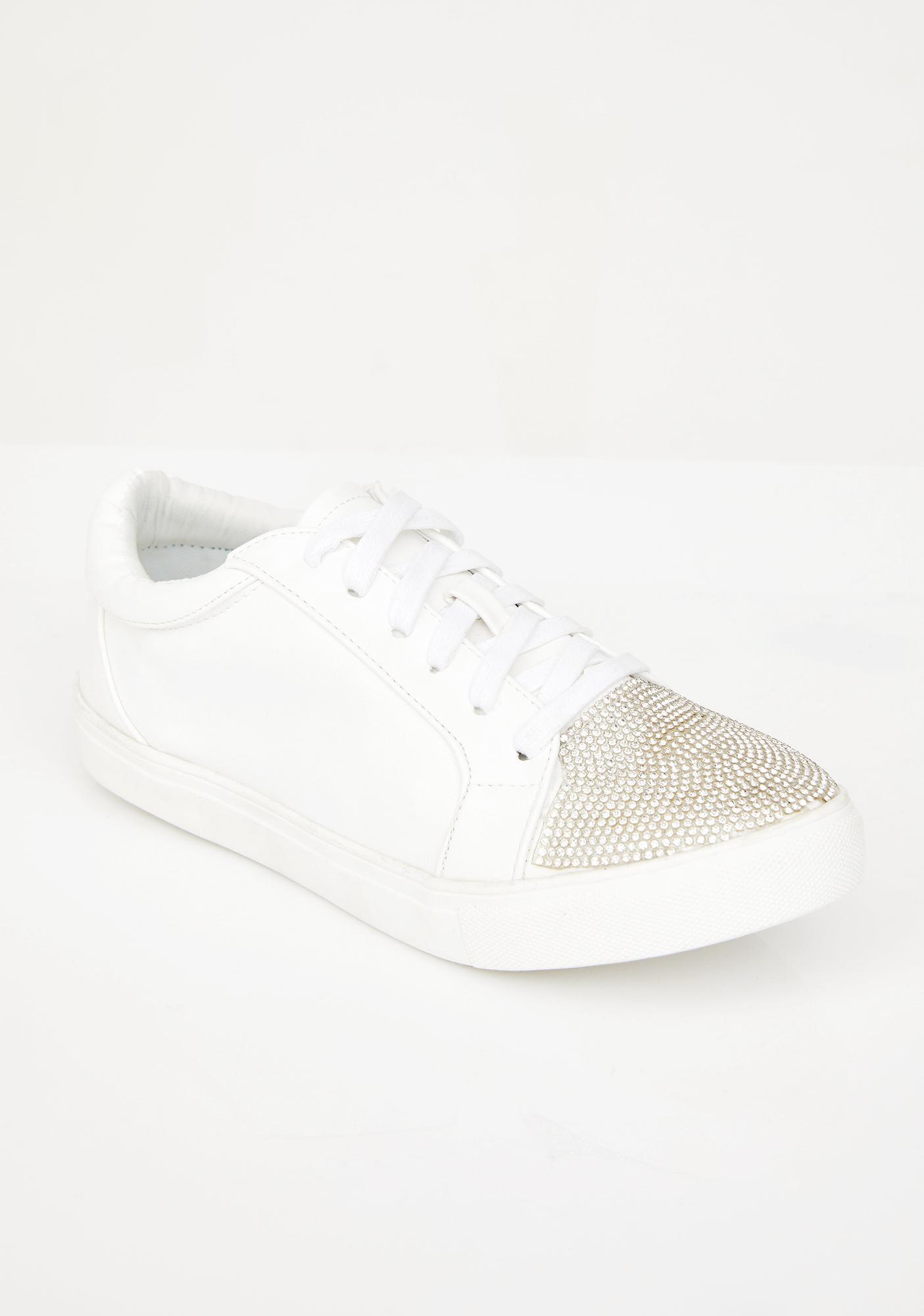 Can Ya Shine Basic Sneakers