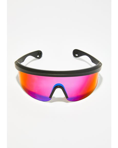 Revolution Shield Sunglasses