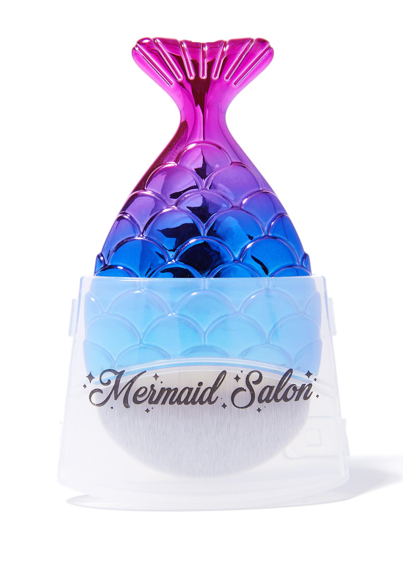 Mermaid Salon Rainbow Chubby Mermaid Brush