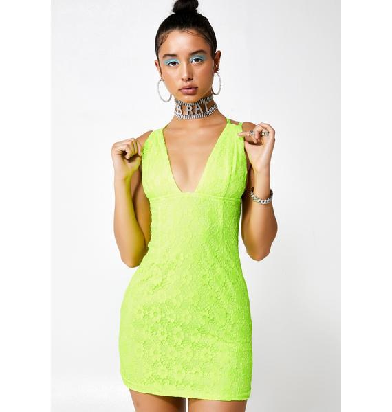 Take Me Out Mini Dress