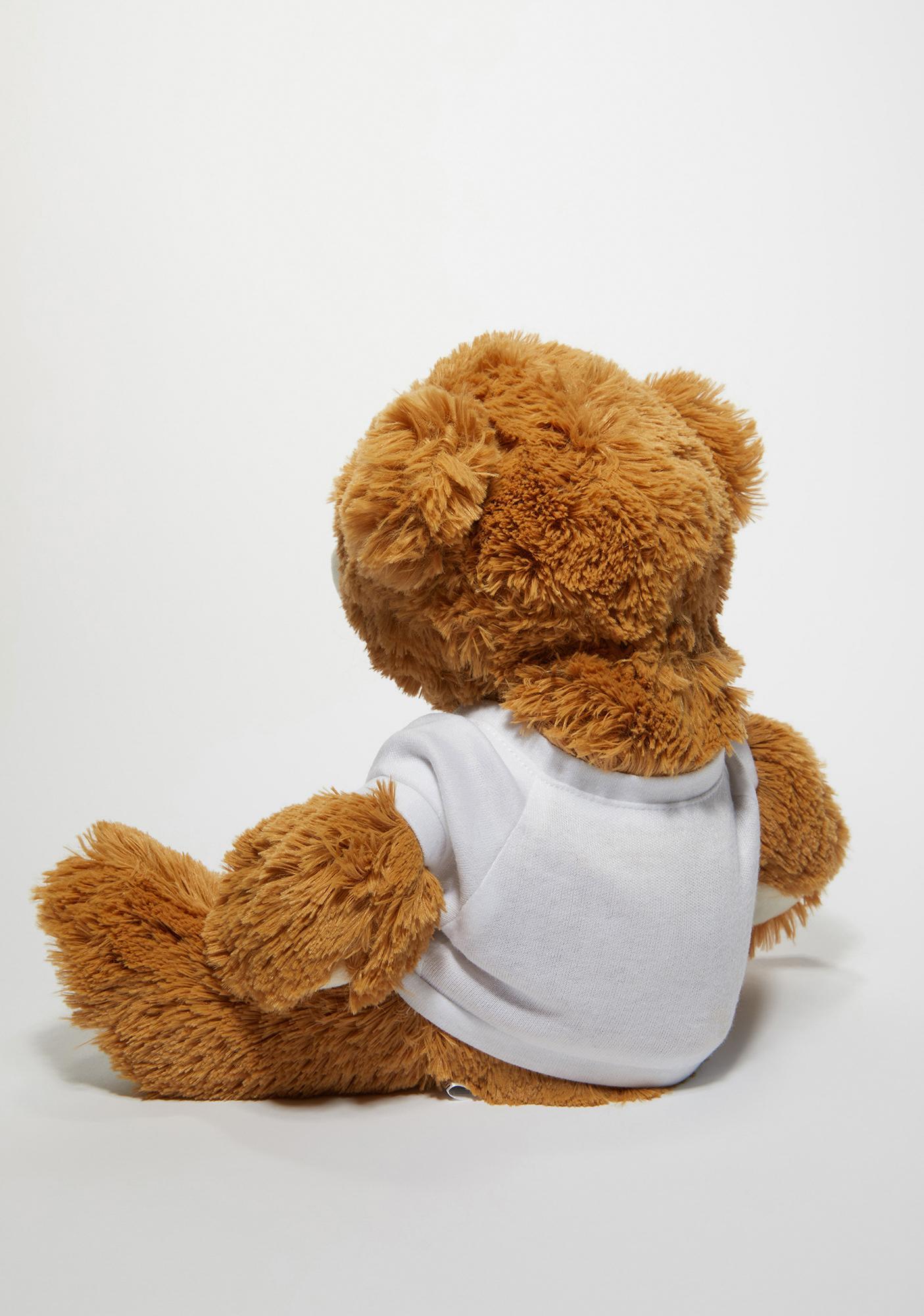 Femfetti Miss You Everyday Stuffed Teddy Bear