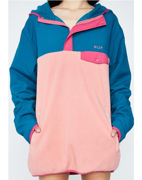 Muir Hooded Pullover Jacket