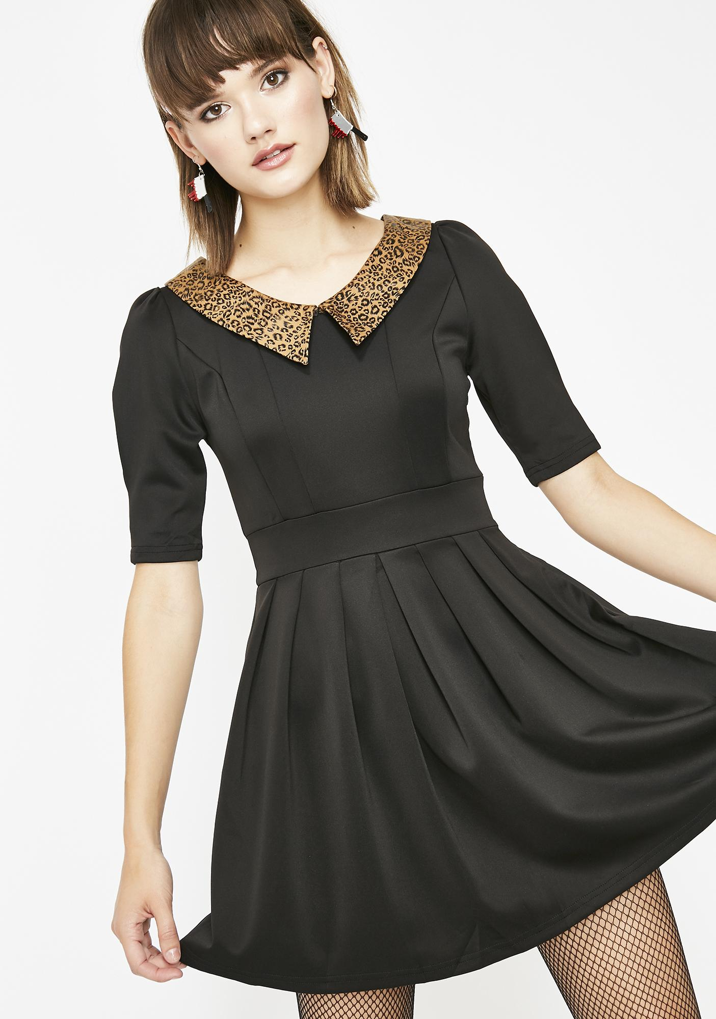 Wild Betty Leopard Dress