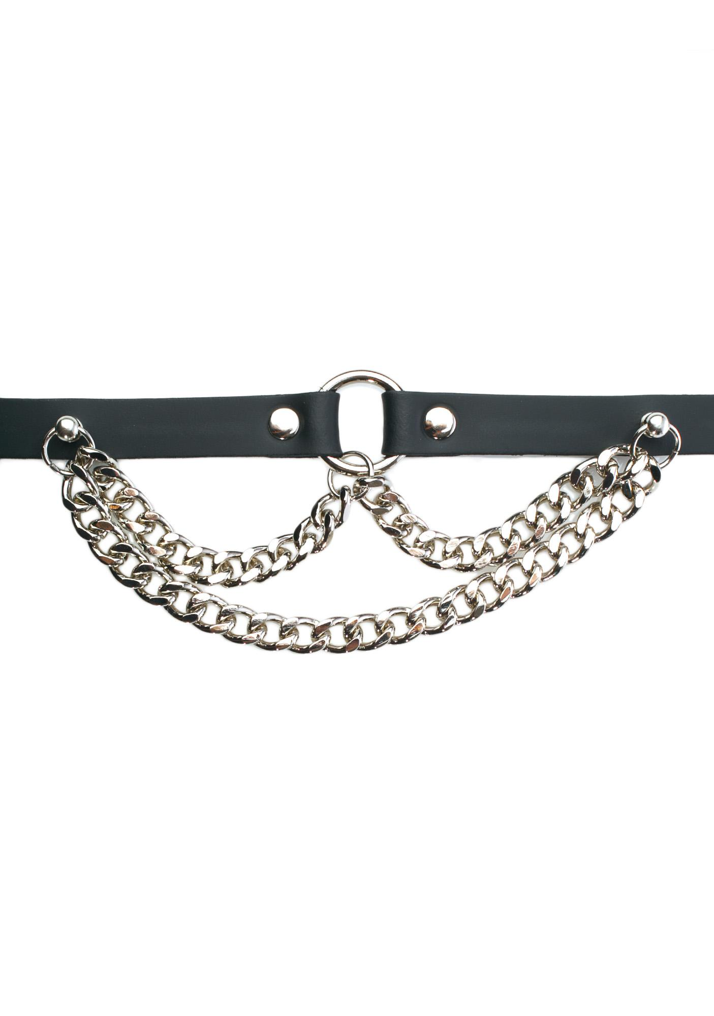 Crawl O-Ring Choker