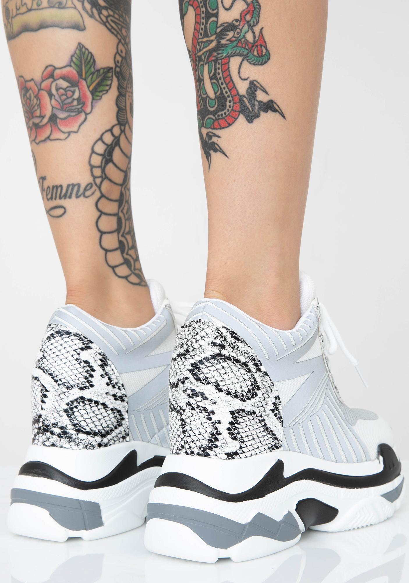 Anthony Wang Essential Sidekick Reflective Sneakers