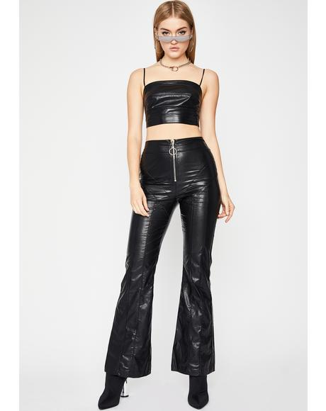 Bad Biker Betch Pant Set