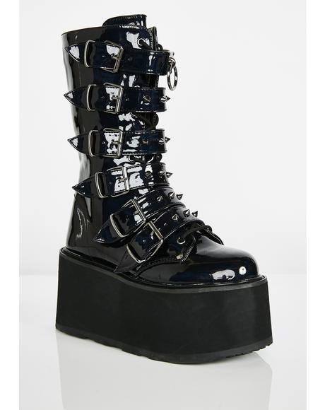 Prizm Heist Buckle Boots
