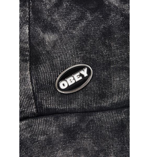 Obey Galleria Pin