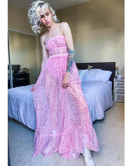 Manic Monday Maxi Dress