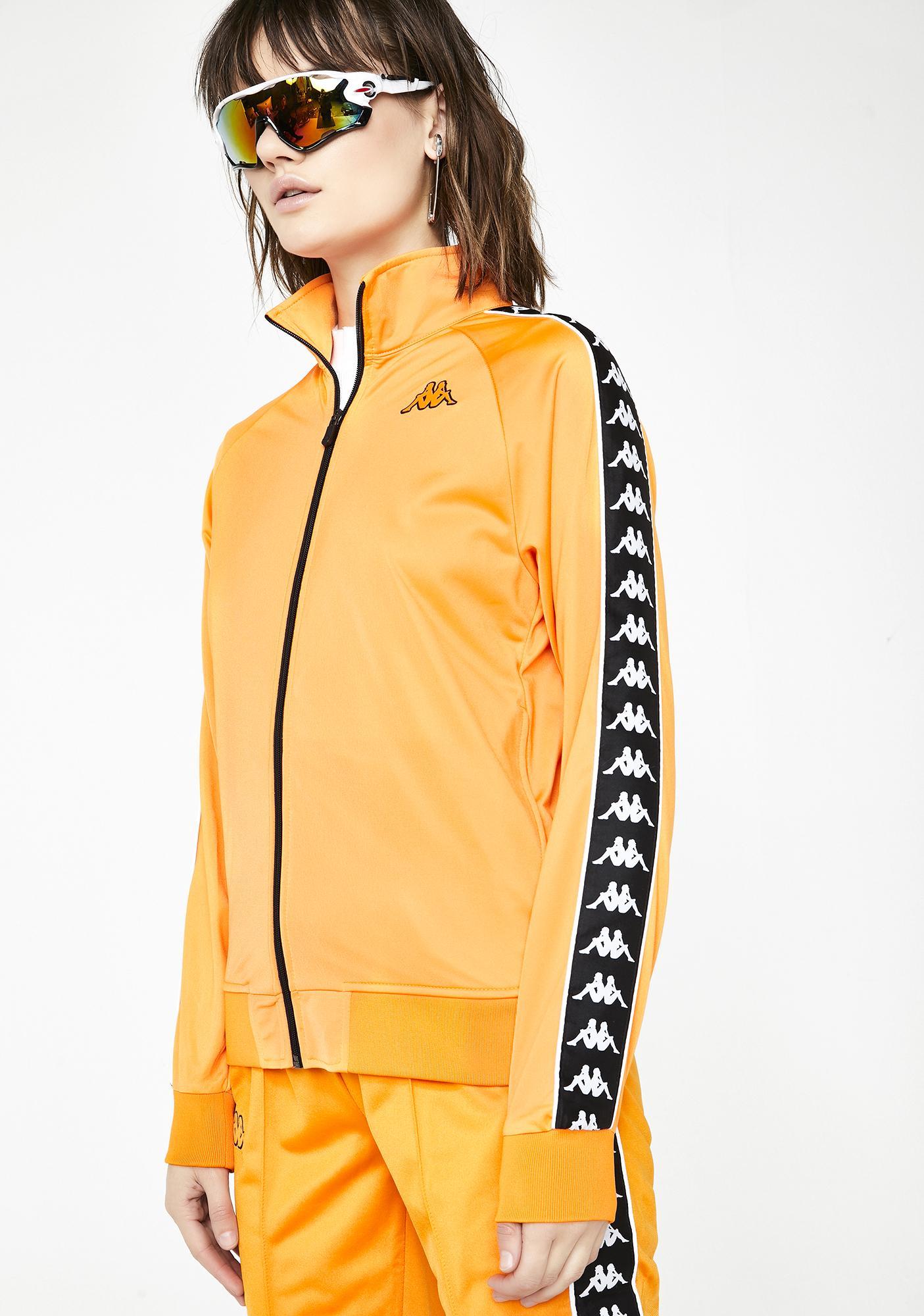 Kappa 222 Banda Anniston Slim Track Jacket