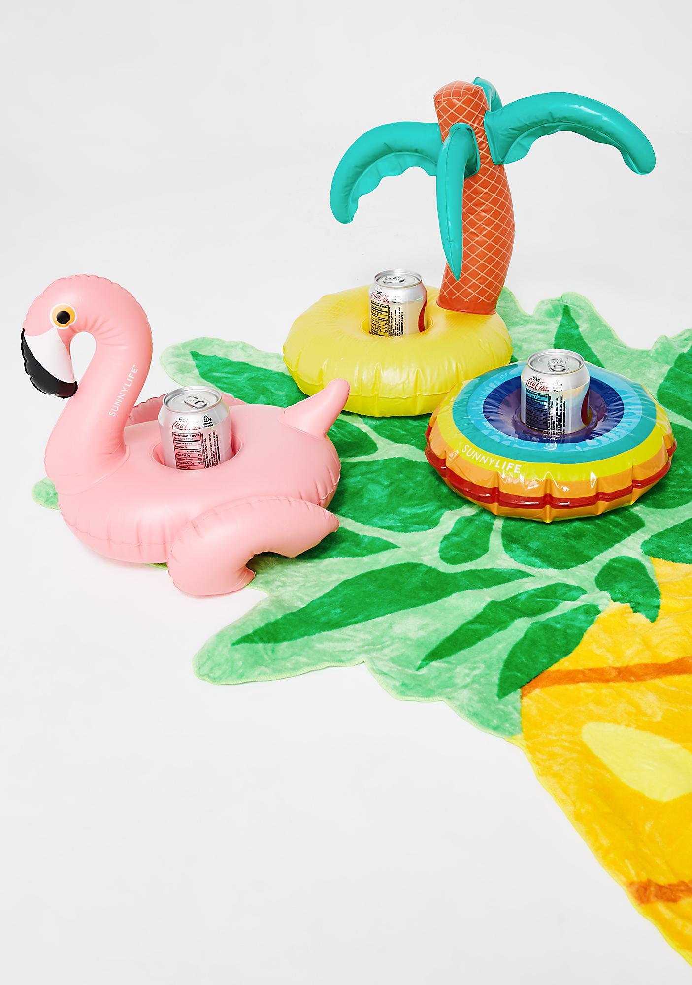 Flocking Fabulous Drink Holder