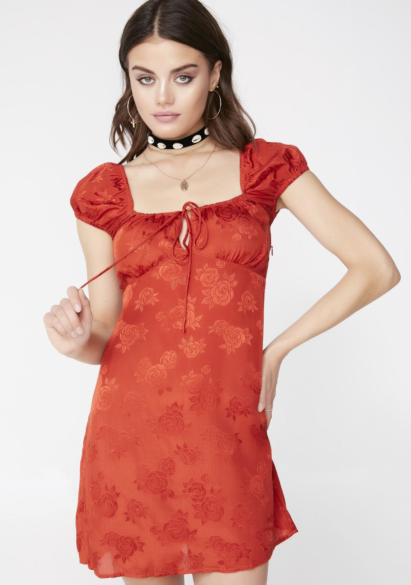 Motel Juicy Gaval Dress