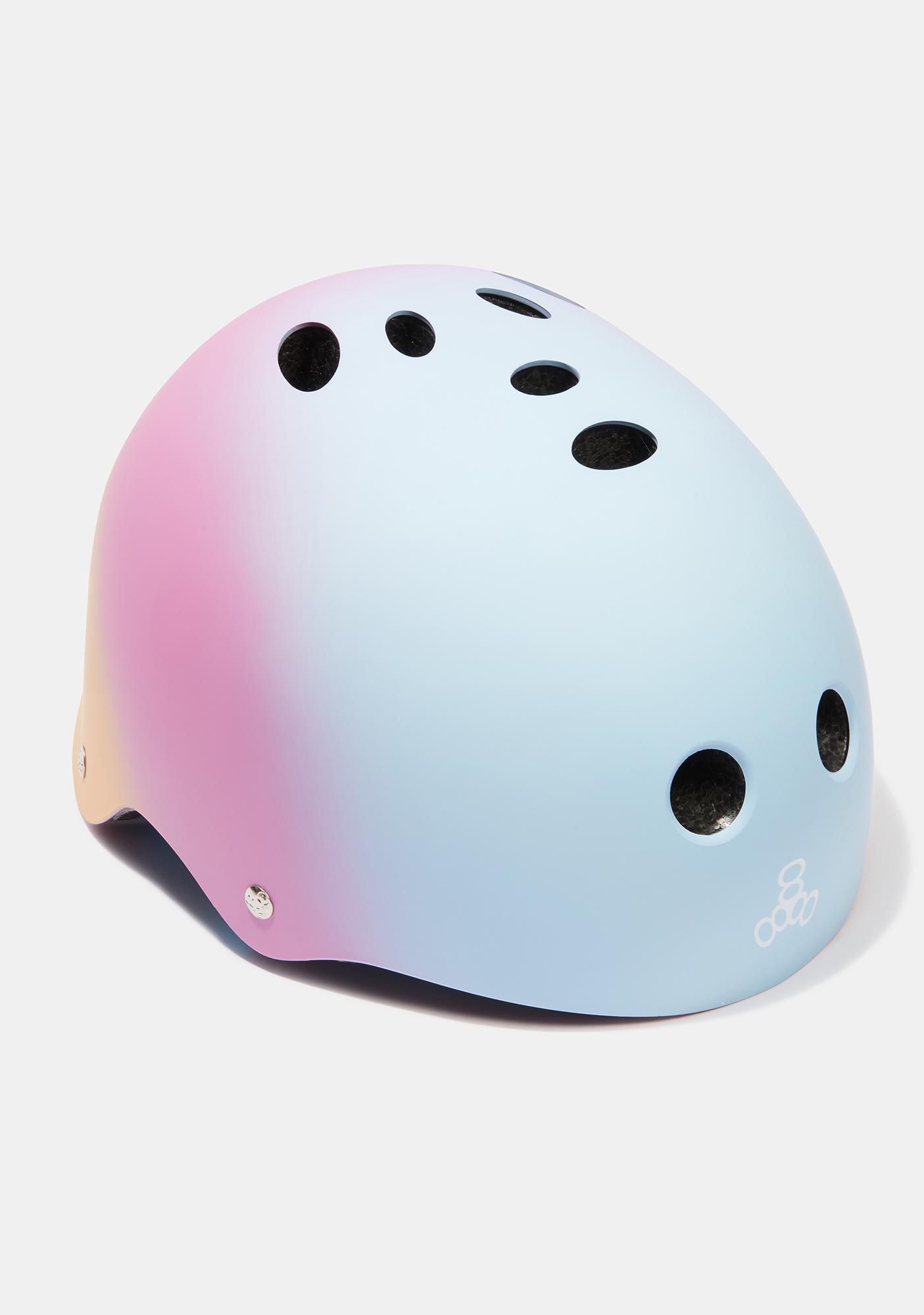 Triple Eight Sunset Certified Sweatsaver Helmet