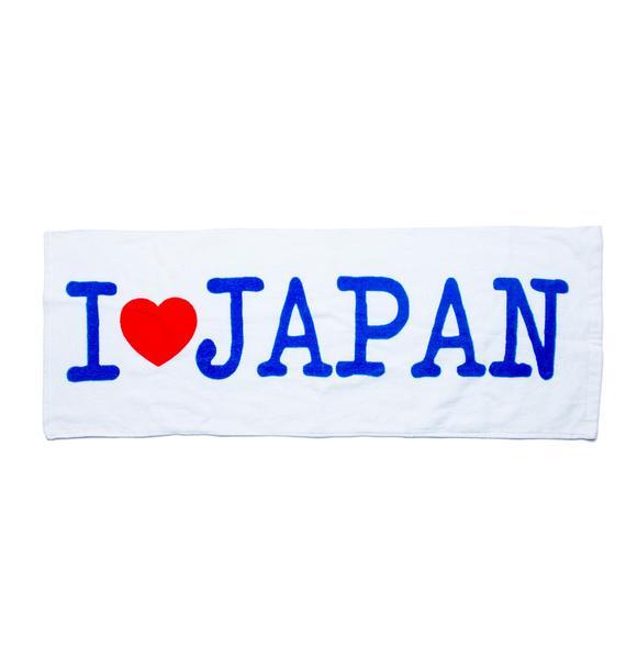 I Heart Japan Kitchen Towel