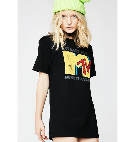 Music Central Tee