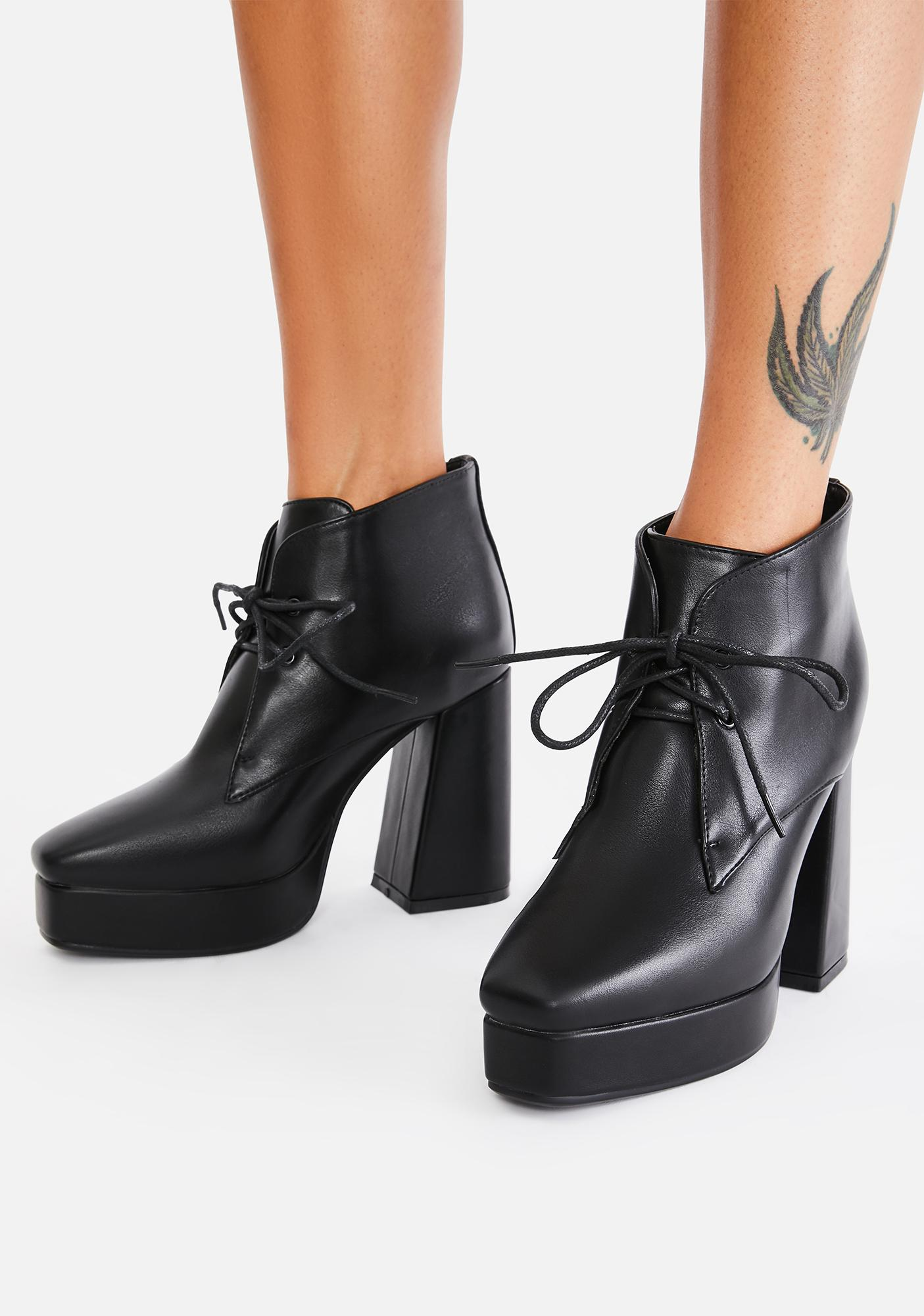 Lamoda Most Likely To Succeed Ankle Boots