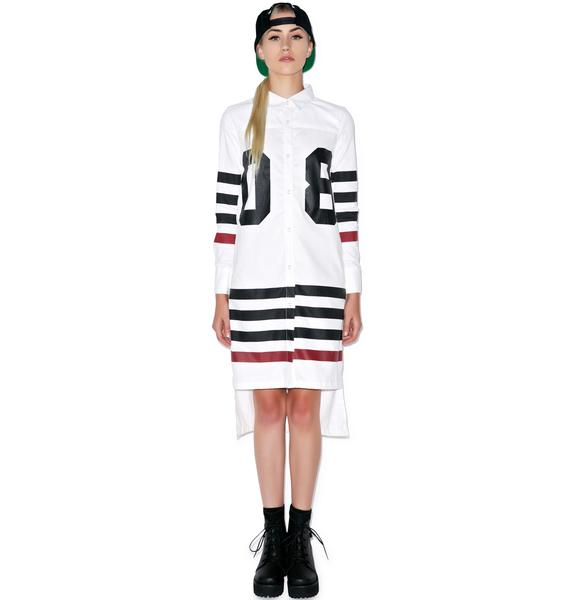 Civil Clothing Teamsta Shirt Dress