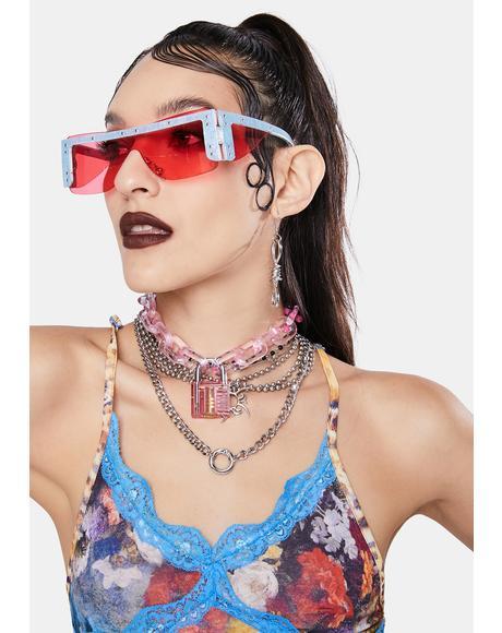 Dynamite Bright Shield Sunglasses