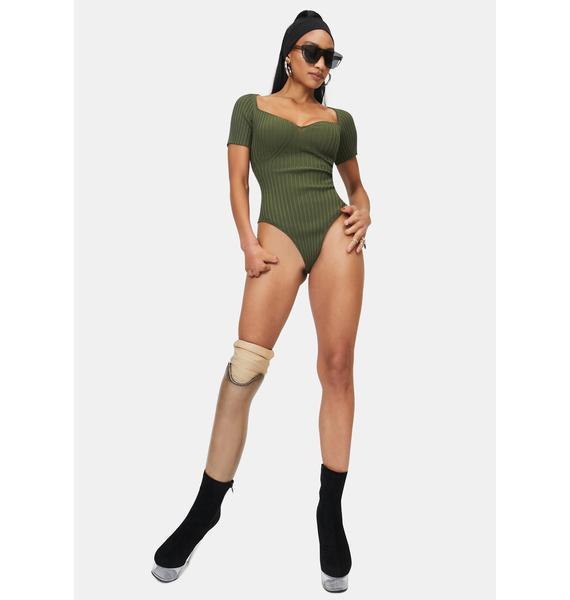 4TH & RECKLESS Sara Basic Tee Bodysuit