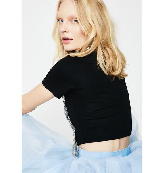 Kiki Riki Back To Carnival Crop Top