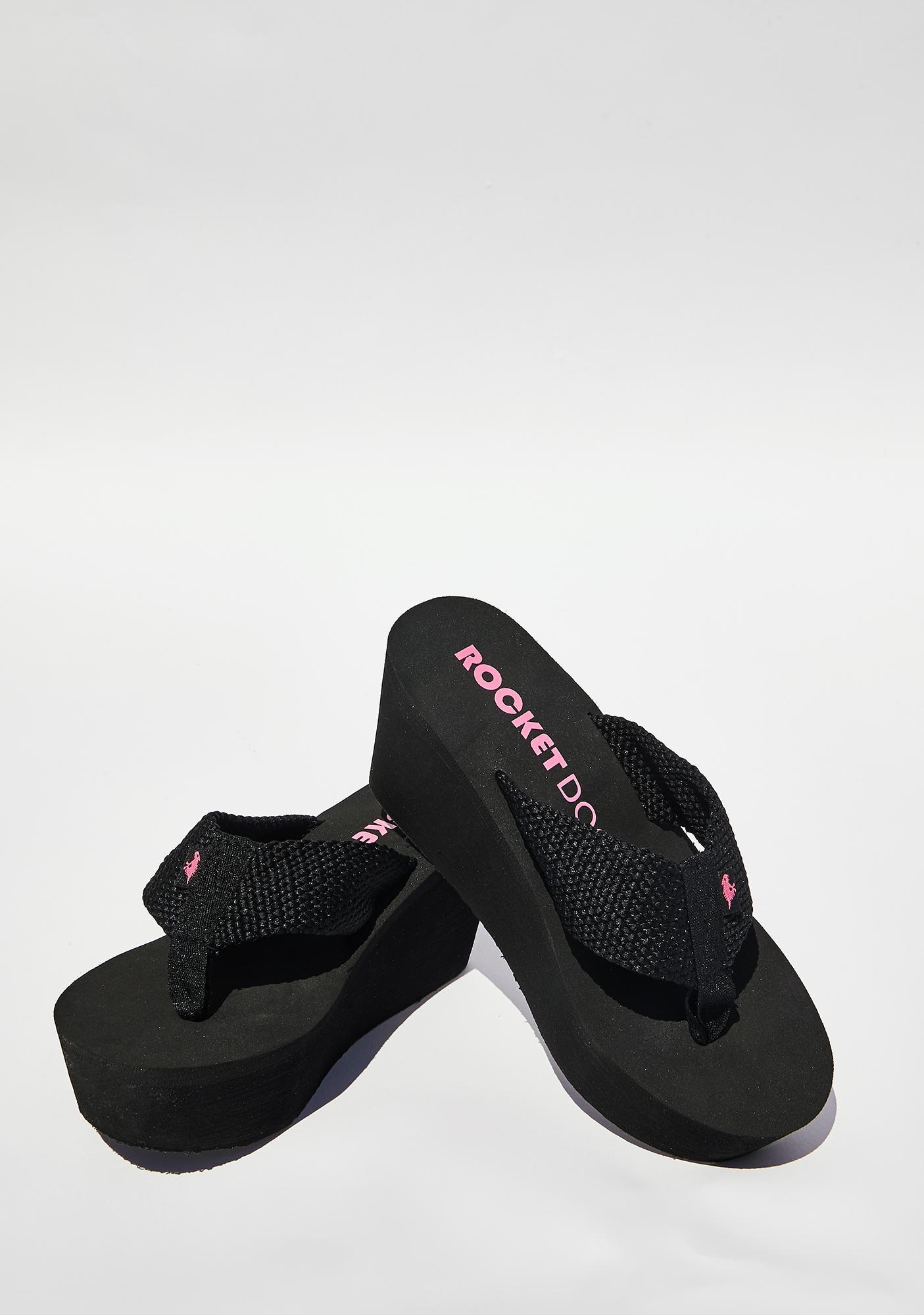 Rocket Dog Diver Platform Sandals