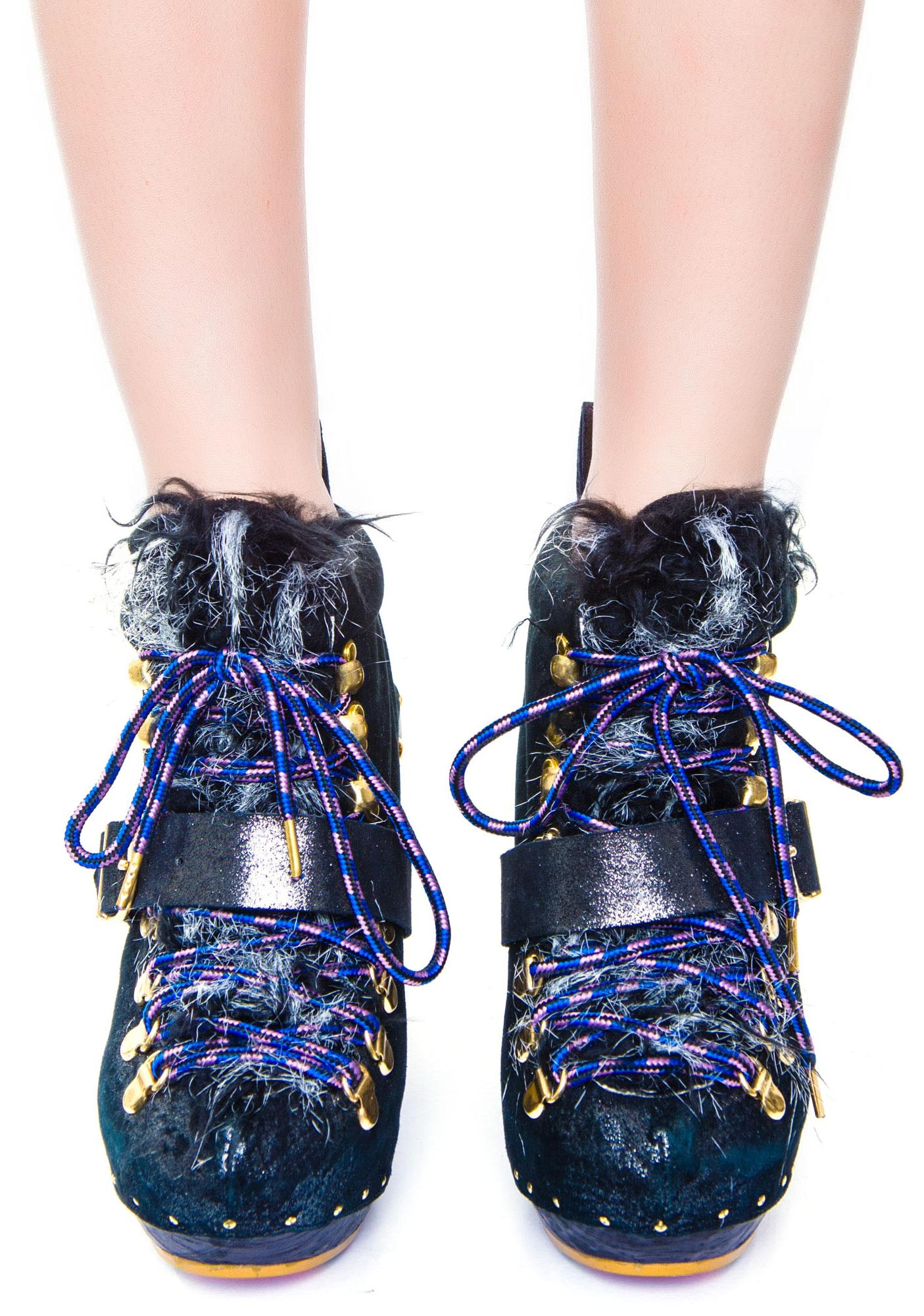 Irregular Choice Princess Zeze Shoes