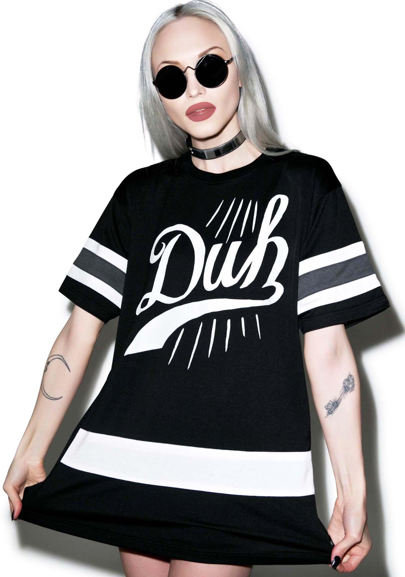 UNIF DUH Hockey Tee