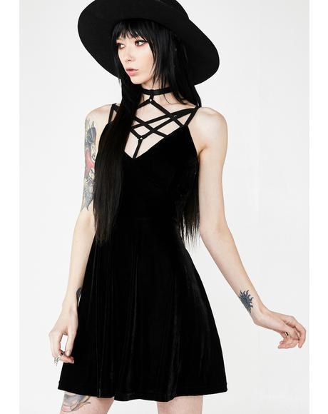 Magica Skater Dress