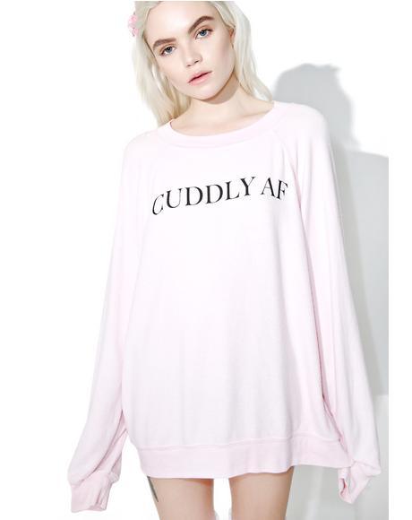 Cuddly AF Sommer's Sweater