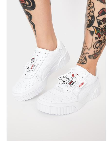 X Hello Kitty Cali Sneakers