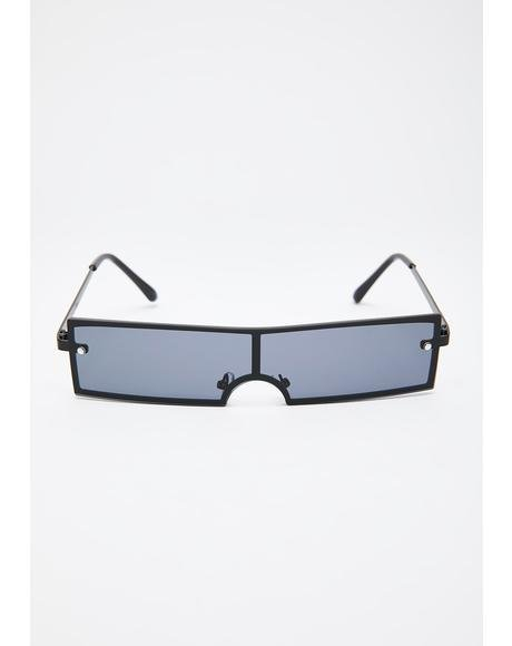 Vile Vision Shield Sunglasses