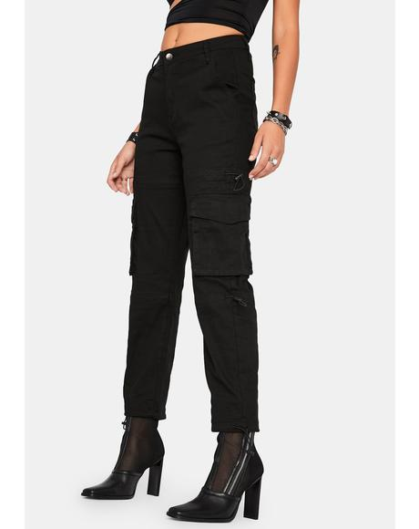 Worldwide Baddie Cargo Pants