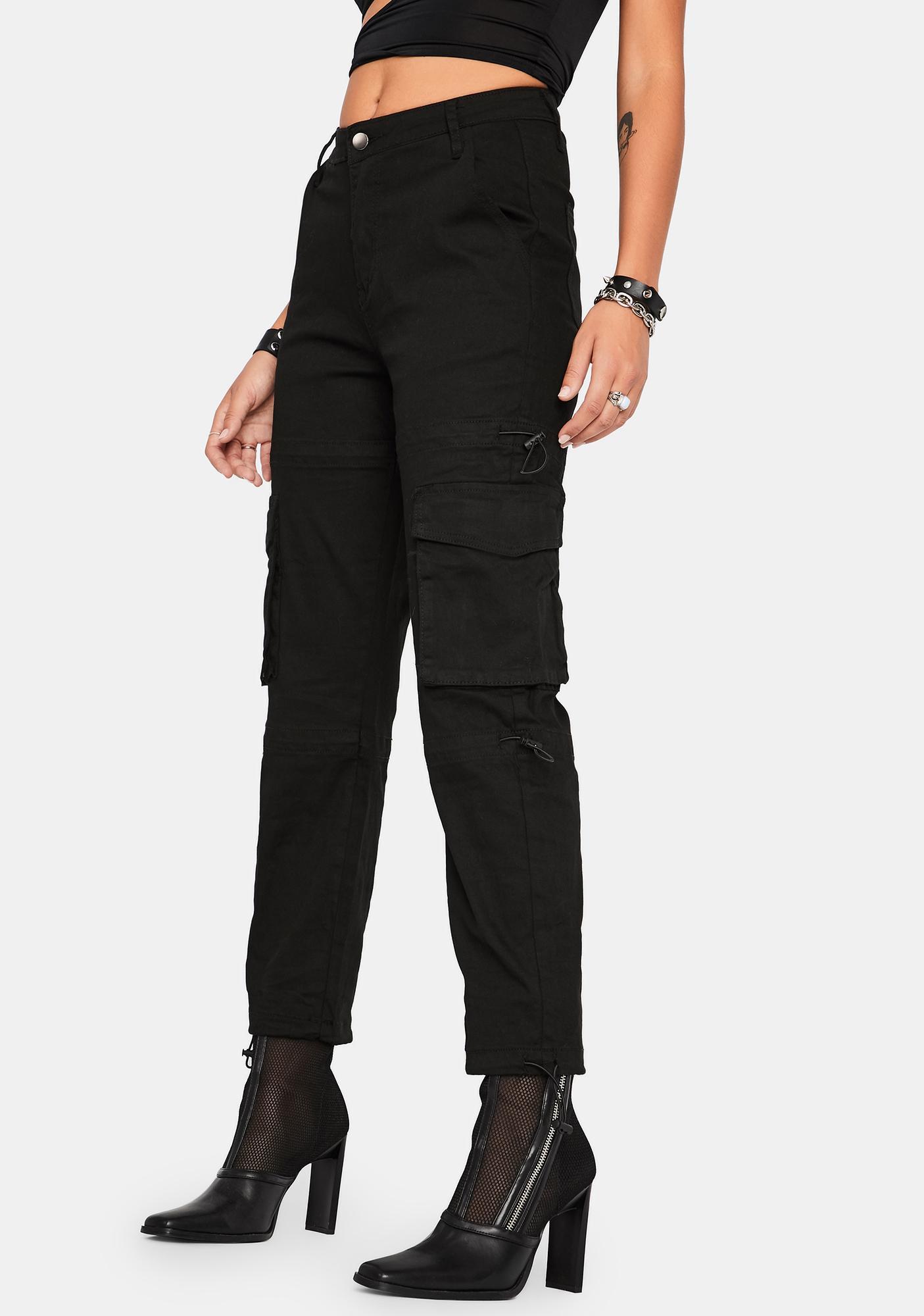 Worldwide Baddie Cargo Pants