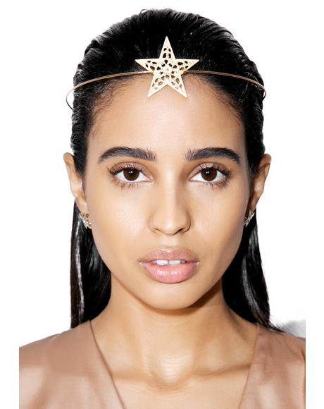Esther Star Tiara