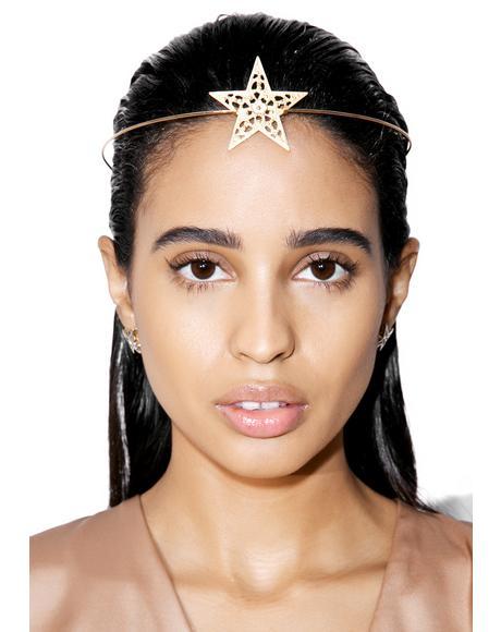 Esther Star Tiara
