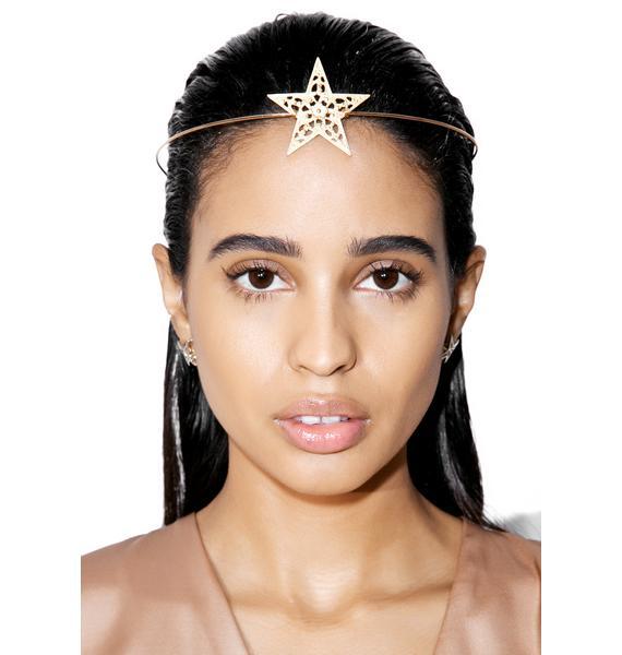 Rock n Rose Esther Star Tiara