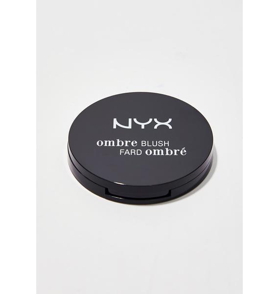 NYX Mauve Me Ombre Blush