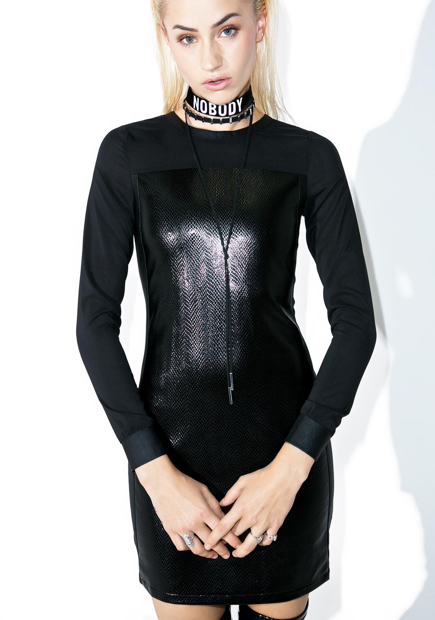 Disturbia Viper Dress