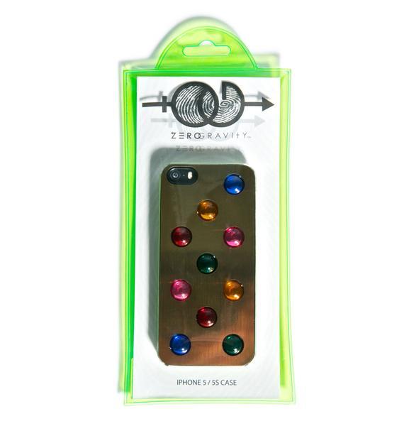 Zero Gravity Jewel Pop iPhone 5/5S Case